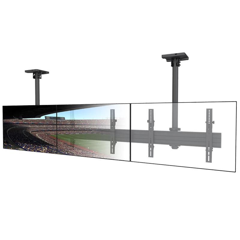 Display ceiling mount 3x1